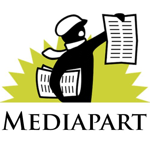 logo du journal mediapart