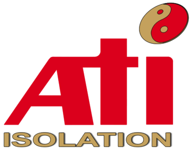 logo ati isolation